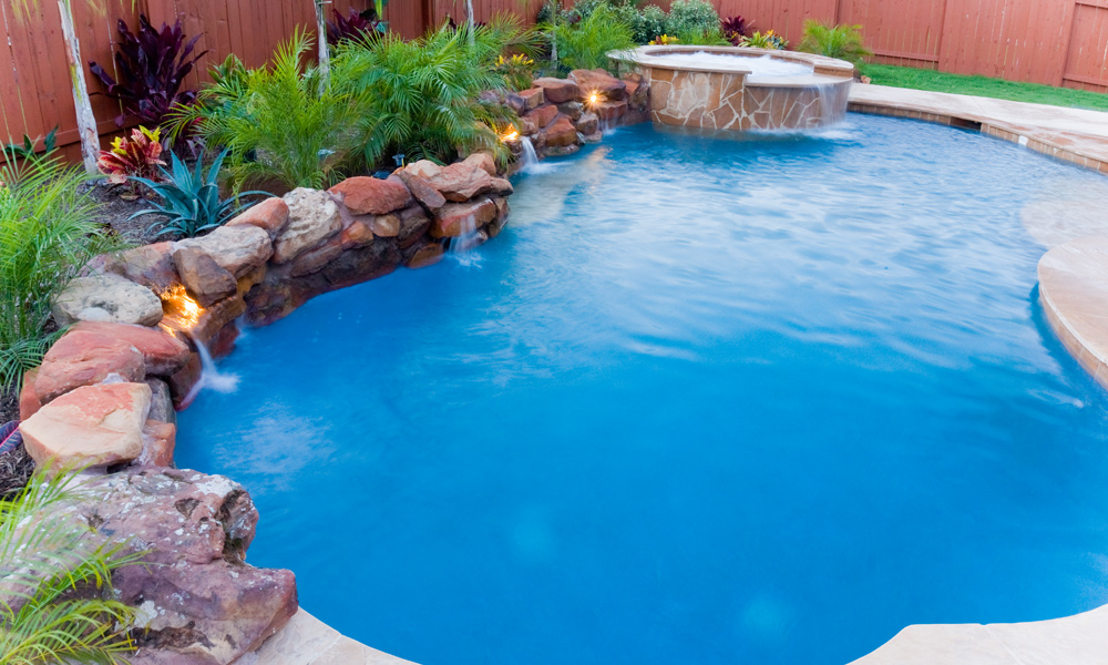 Outdoor Swimming Pools, Pool Designs, Pool Gallery, Design Your ...